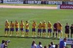 Sverige inför USA-matchen