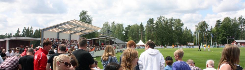 Fullsatt på Vittsjö Idrottspark