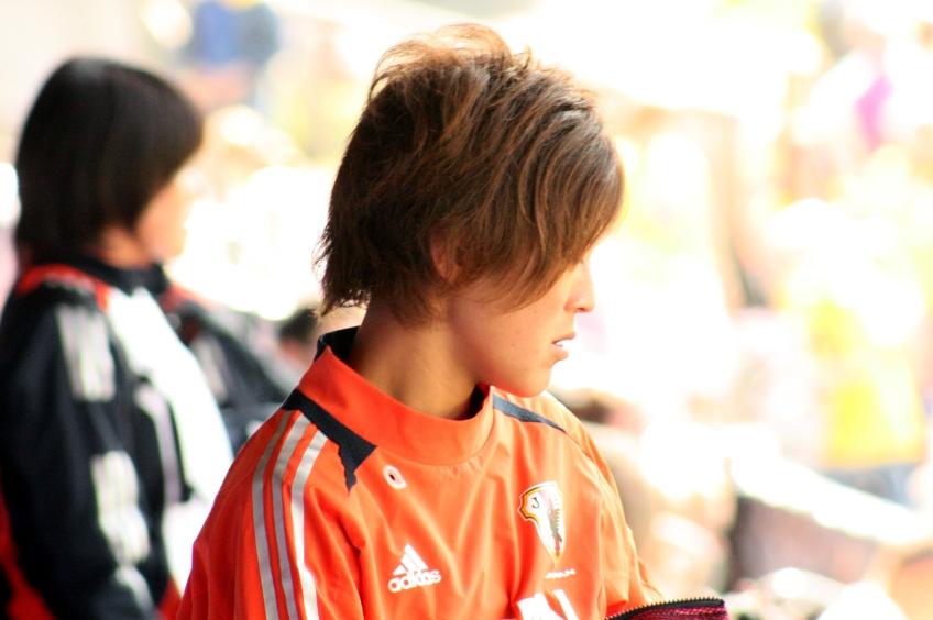 Japansk spelare