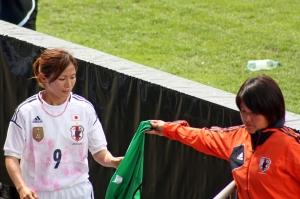 Nahomi Kawasumi utbytt