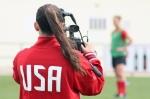 US Soccer TV filmar för Studio 90