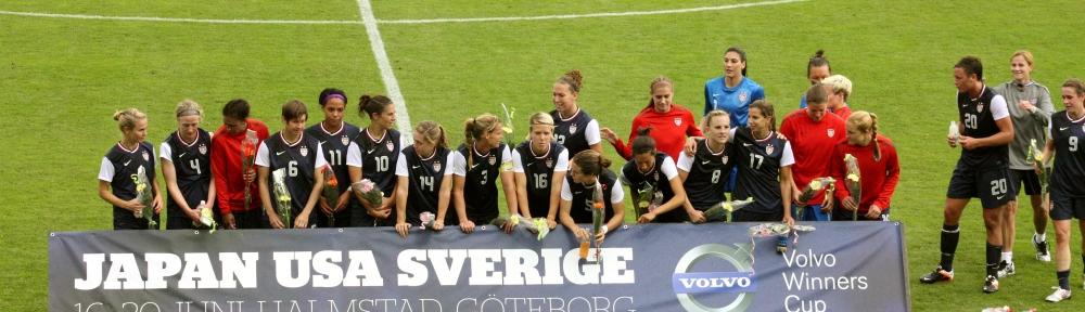 Vinnarna av Volvo Winners Cup