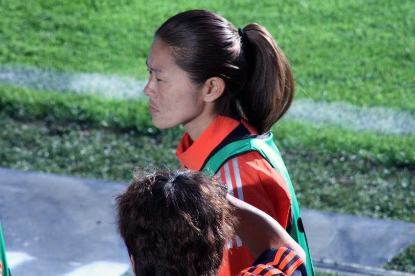Homare Sawa i profil