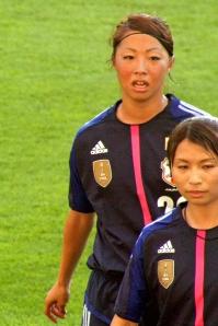 Ami Otaki och Aya Sameshima