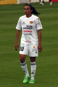 Marta Viera da Silva, Tyresö FF