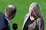 Daniel Kristiansson och Hanna Marklund