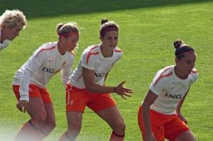 Holland är klart för start.
