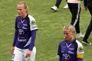 Annica Sjölund och Sofia Karlsson.