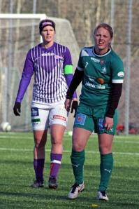 Sofia Karlsson och Mimmi Larsson.