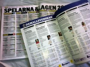 Fotbollsbiblarna 2013