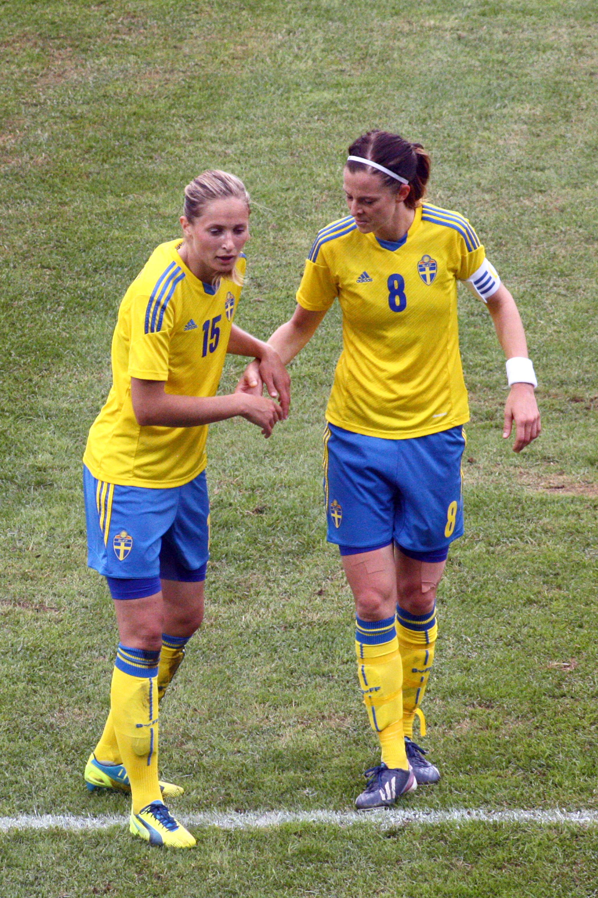 Marta Fotboll Flickvän