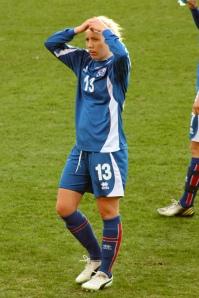 Elisa Vidarsdottir