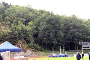 Snikens kulle på Nösnäsvallen.