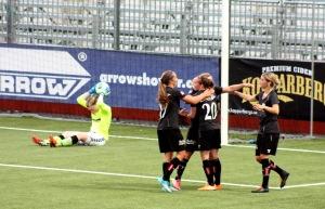 Göteborg jublar över 2-0-målet