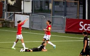 Kristianstad har gjort 2-1