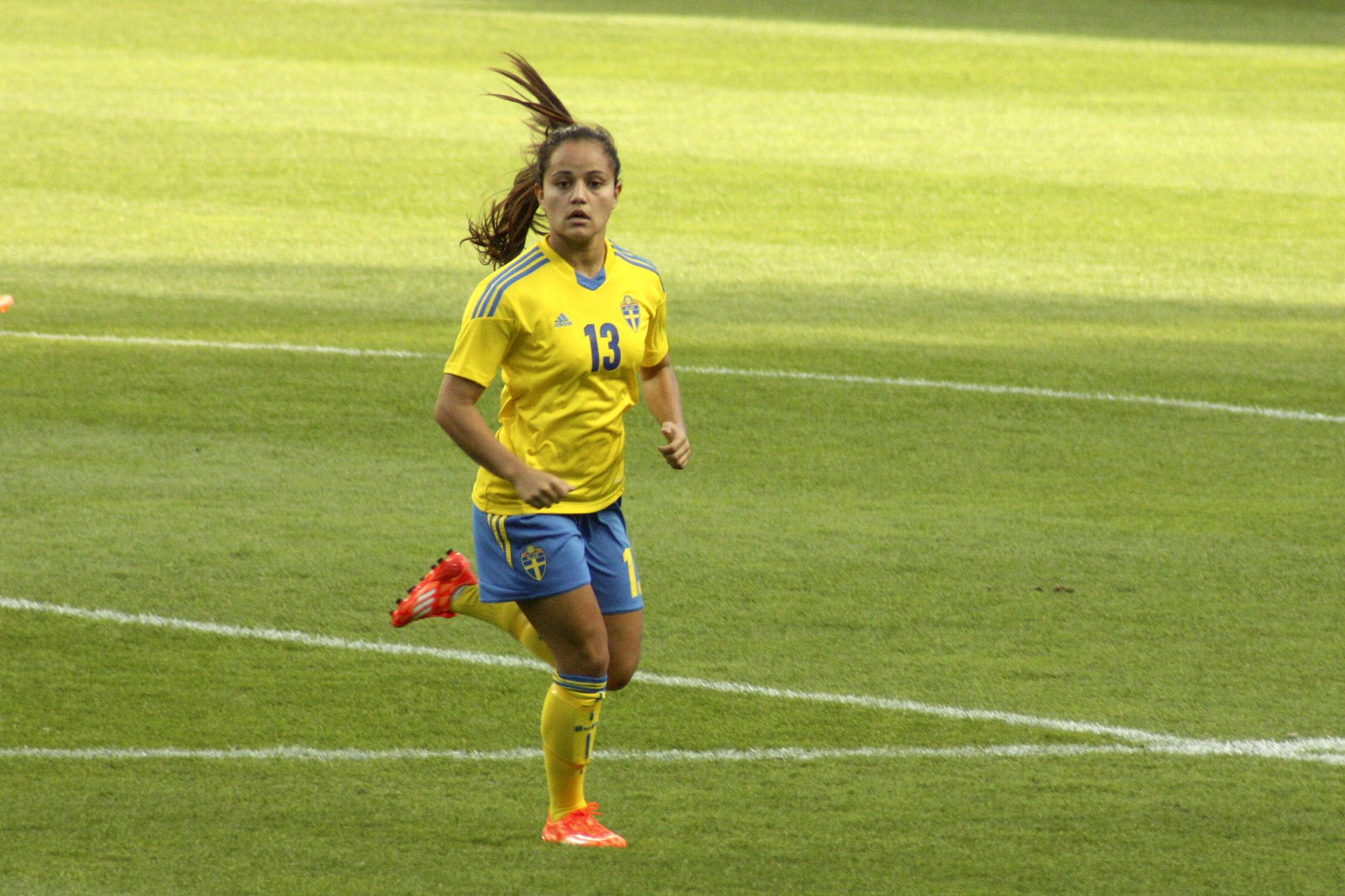 flickvän på tyska Västerås