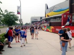 VM-stämning i Winnipeg