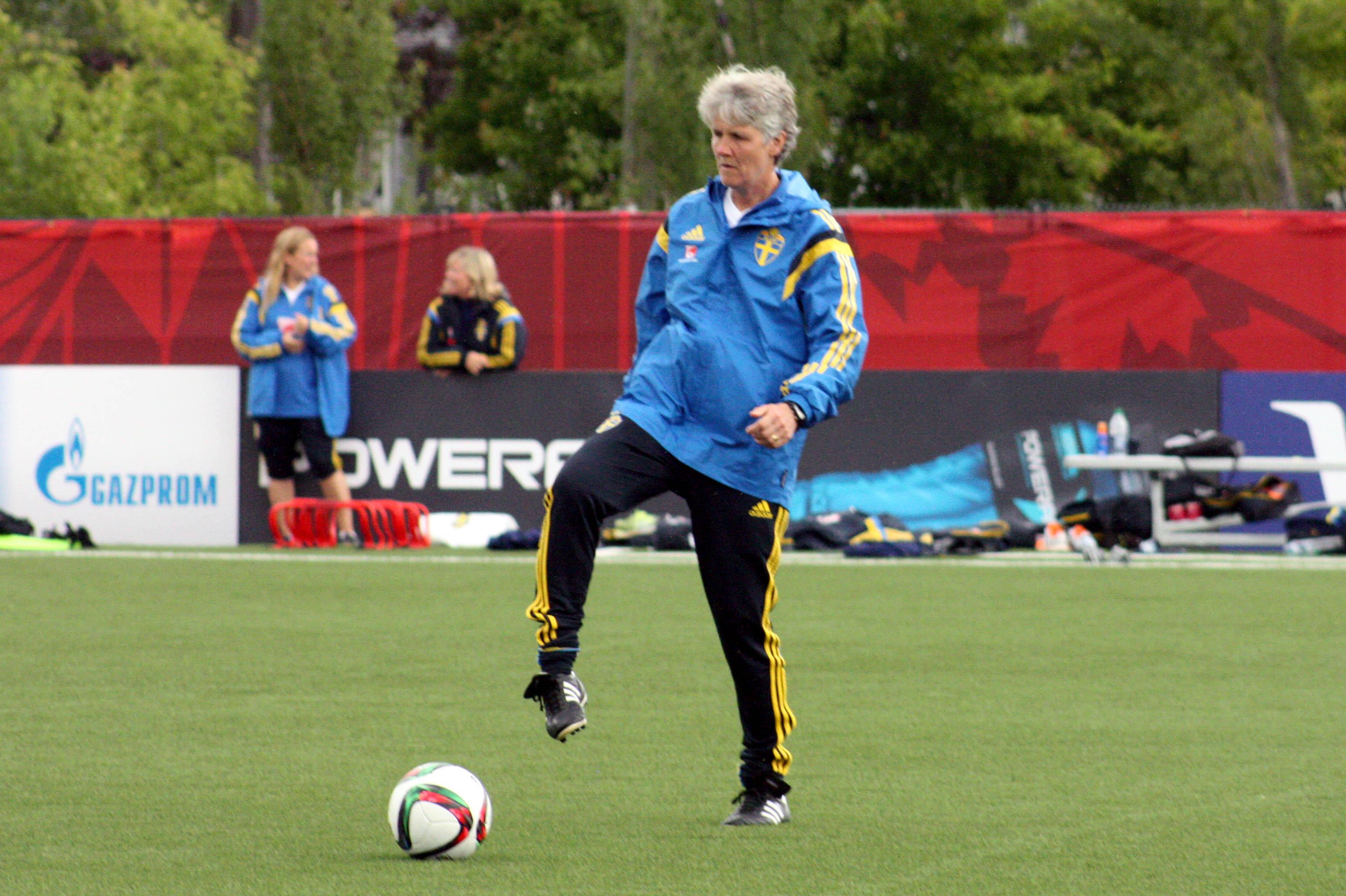 Rumi Utsugi En blogg om internationell damfotboll    Analys av det svenska OS genrepet   title=          En blogg om