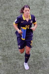Sam Kerr