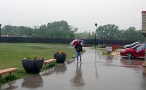 Memorial Field i Winnipeg