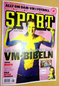 Aftonbladets VM-bilaga 2015