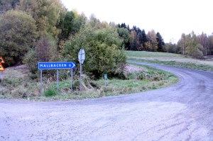 Vägen till Mallbacken