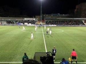 FC Rosengårds försvarsspel