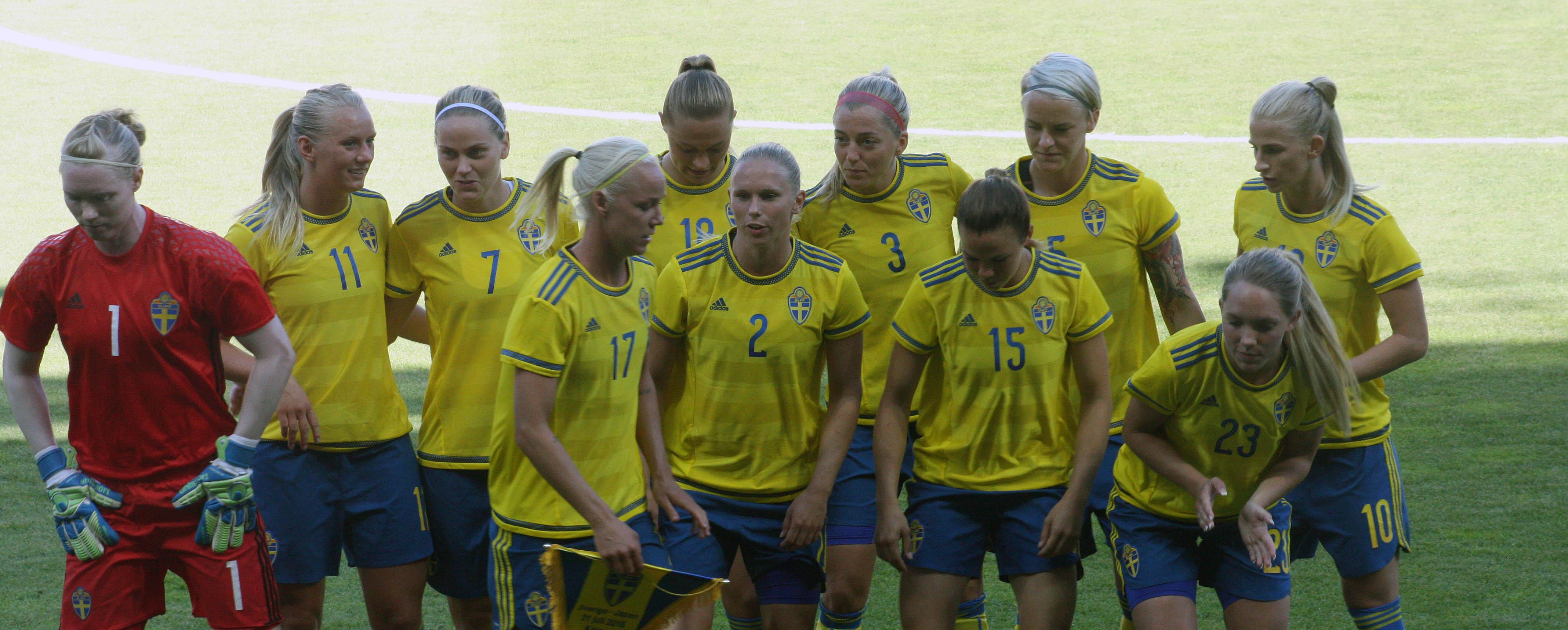 Rumi Utsugi En blogg om internationell damfotboll    Bilder på Sverige och Japan   title=          En blogg om internationell