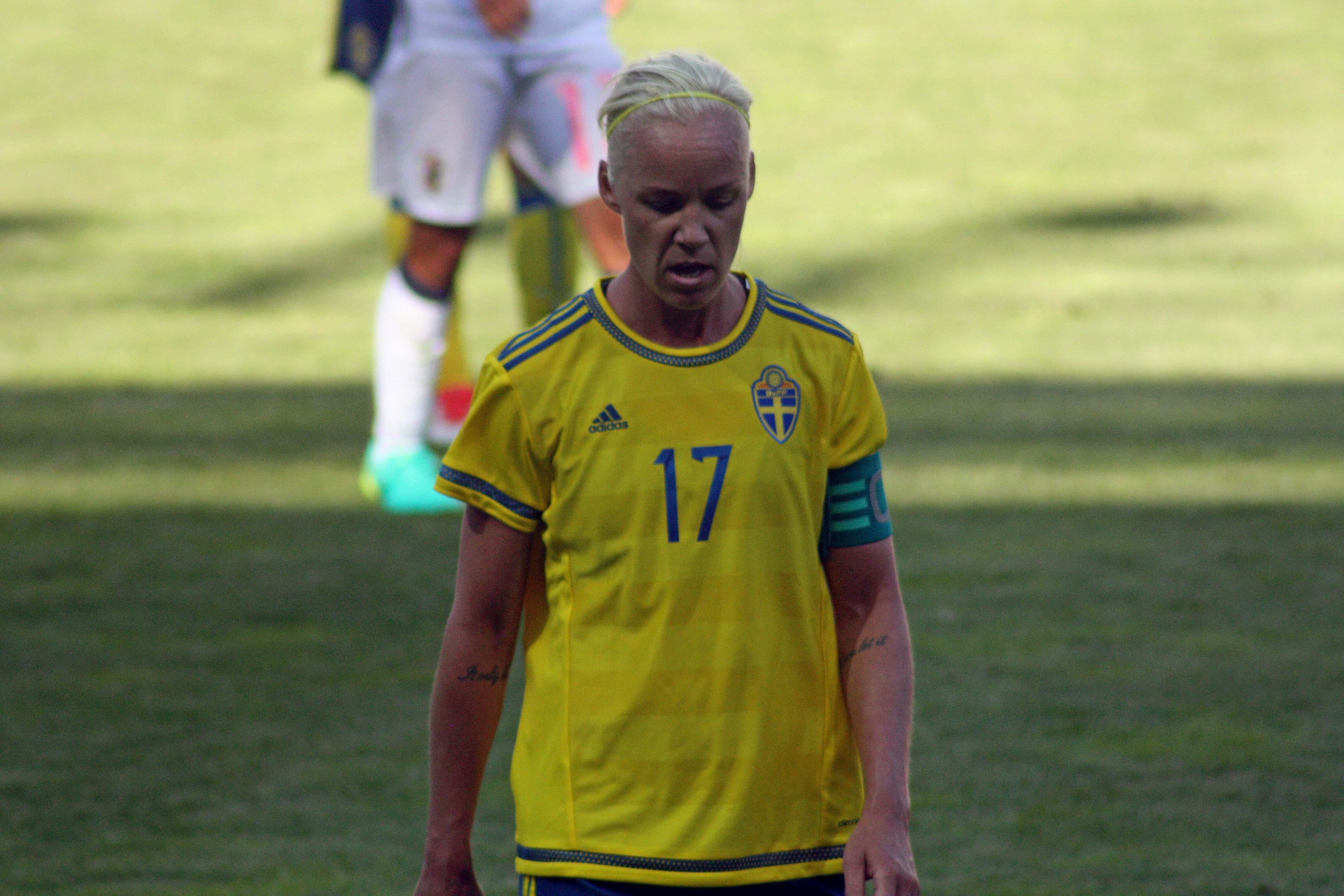 Olsson avbrot vm finalen efter skadekanning