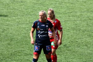 Damallsvenskan 2016, Stina Blackstenius och Irma Helin