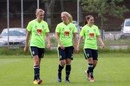 Fridolina Rolfö, Mimmi Larsson och Josefin Johansson