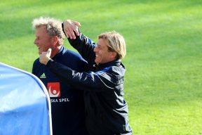 """Mikael """"Mille"""" Olsson och Tony Gustavsson"""