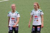 Wilma Modig och Erika Stolpe