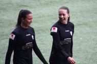 Beata Kollmats och Elin Landström