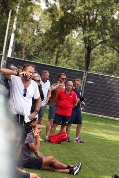 Damallsvenska tränare kollar landslandslaget