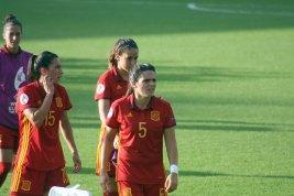 5 Andrea Pereira 15 Silvia Meseguer