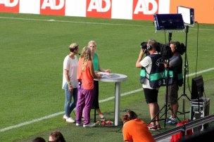 TV4:s studio