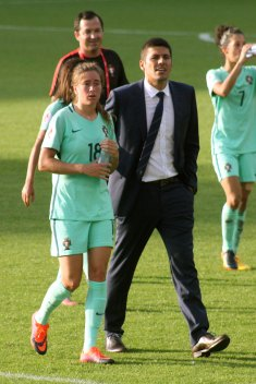 Carolina Mendes och Fransisco Neto