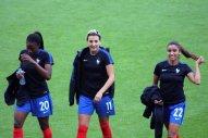 Kadidiatou Diani, Claire Lavogez och Sakina Karchaoui