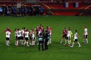 Österrike firar poängen