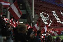 Österrikes fans