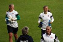 Oda Bogstad, Cecilie Fiskerstrand och Frida Leonhardsen Maanum.