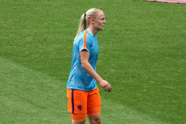 Stefanie van der Gragt