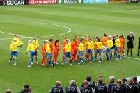 Nederländerna och Sverige