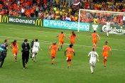 Nederländskt segerjubel