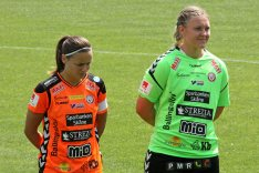 Alice Nilsson och Moa Olsson