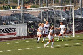 Mimmi Larsson har gjort mål