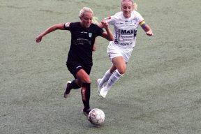 Elin Rubensson steget före Petra Johansson