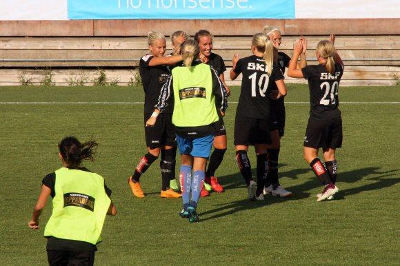 Göteborg firar segern