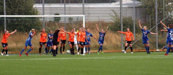 Många känslor när Örebro får ett mål bortdömt